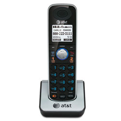 AT&T Accessory Handset for Two-line DECT 6.0 Corded Answering System