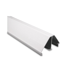 Legrand - Wiremold 5400 Series Nonmetallic Raceway™ - Corner Drop Raceway Base and Cover