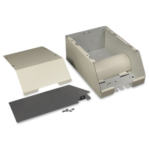 Legrand - Wiremold 2400D Series™ Raceway Divided Entrance End Fitting