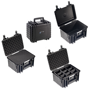 Type 2000 Outdoor Case with RPD