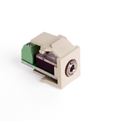 Quickport 3.5mm Snap-in Module