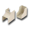 Office Furniture Raceway Inside Center Fitting (Package of 10)