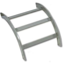 Hubbell NEXTFRAME Ladder Rack Inside Radius 90 Degree Turns