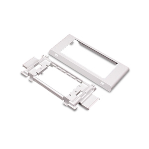 Legrand - Wiremold 5400 Two Compartment Twin Snap Cover Device Bracket