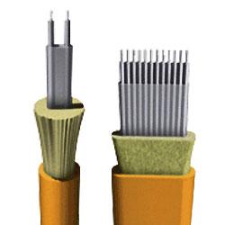 AFL 12 Fiber Singlemode Plenum Ribbon Fiber Cable, 3280'