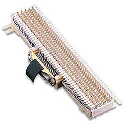 Leviton 66 Clip M Block with Female Connector (66M1-50W)