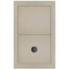 2 Panel Postal Lock for GT System