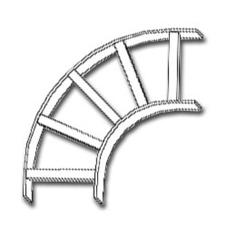 Southwest Data Products Cable Runway E-Bend