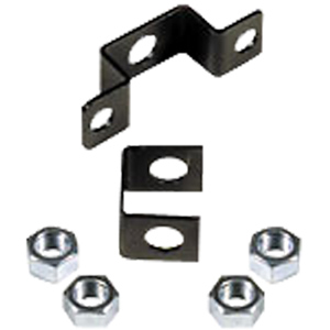 Hubbell NEXTFRAME Ladder Rack, Brackets for Ceiling Mounting Kit