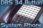 Panasonic 34 Button Standard Phone