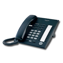 Panasonic 24 Button Telephone with 3 Line Monitor