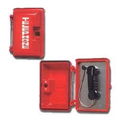 Allen Tel Single Line Pushbutton Tone Dial Phone