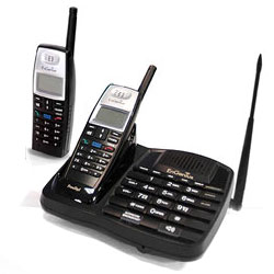 EnGenius FreeStyl1 Long Range Cordless Phone Bundle