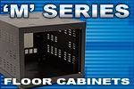Southwest Data Products Multi Function Floor Cabinet