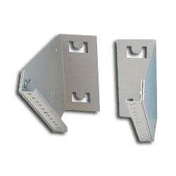 Hubbell REbox Bottom-Hinged Patch Panel Mounting Bracket
