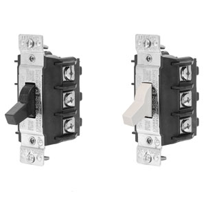 Leviton Switch Only Manual Motor Starting Switch