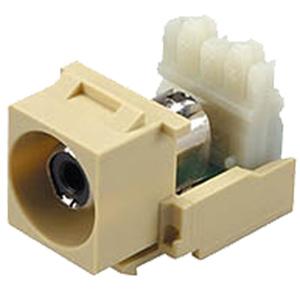 Versatap Modular RCA Connector with 110 Termination