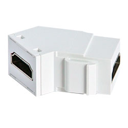 Legrand - On-Q High Definition Multimedia Interface Keystone Insert (Pkg of 10)