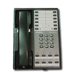 Vertical-Comdial 6 Button Executech Phone