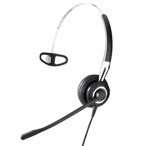 Jabra BIZ 2400 Mono 3-in-1 WB Balance Quick Disconnect Corded Headset
