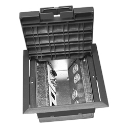 Legrand - Wiremold AC8840 Series Raised Floor Box