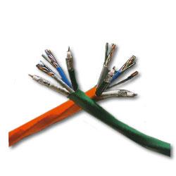 Genesis Cable Bundled Multimedia Cable - 1 RG6 / 2 Cat 5e (500')