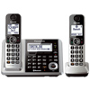 Link2Cell Bluetooth® Cordless Phone and Answering Machine with 2 Handsets