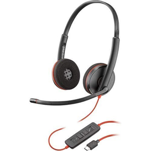 Blackwire C3220 USB-C UC Headset