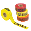 Underground Detectable Tape, Water Line, 2