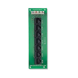 Leviton Phone Patching Expansion Board