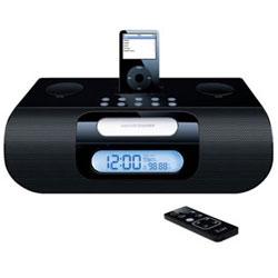 jWIN Electronics iLuv Stereo Radio Alarm Clock with iPod Docking