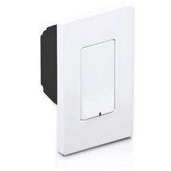 Leviton Renoir II Remote Switch, Thin Heat Sink, White