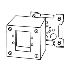 Legrand - Wiremold 3000® Series Extra Deep Switch and Receptacle Box