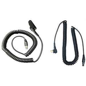 Single Pin or Multi Pin Connectors for Titan and Comet Headsets