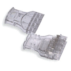 Hubbell Category 5e 110 Field Terminated Patch Plugs