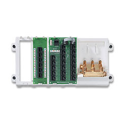 Leviton Advanced Home Phone and Video Panel