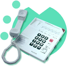 amplified telephone, walker clarity, hearing impaired telephone, amplified phone