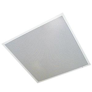 2' x 2' One Way Dual Input Ceiling Speaker