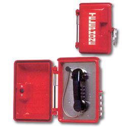 Allen Tel Ten Number Auto Dialer Telephone with Dial Pad
