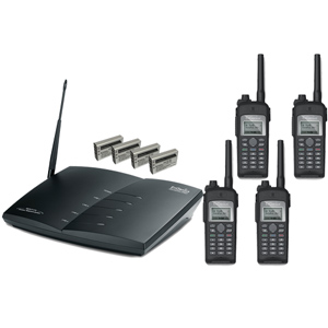 DuraFon PRO Multi-Handset Kit for UHF