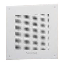 Valcom Vandal-Resistant IP FlexHorn with Stainless-Steel Grille