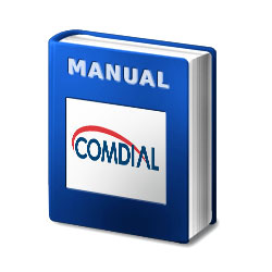 Vertical-Comdial Impact SCS Non LCD Station User Guide