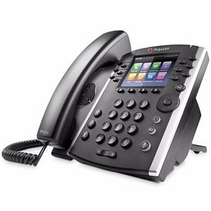 VVX411 12 Line IP Phone Gigabit PoE