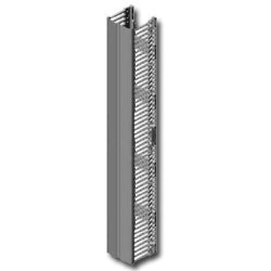 Chatsworth Products Velocity Single-Sided Vertical Cable Manager for 6' Height and 38U Racks