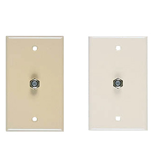 Flush Mount TV Wall Jack