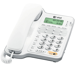 Corded Speakerphone with Caller ID and Call Waiting