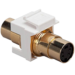 Allen Tel Versatap S-Video Female to Female Coupler