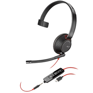 Blackwire 5210 Monaural USB-C Headset