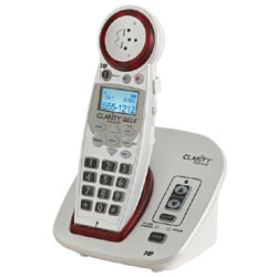 Clarity XLC3.4 Extra Loud Amplified DECT 6.0 Cordless Phone