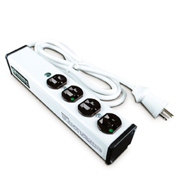 Legrand - Wiremold Special Use Plug-In Outlet Center® with 4 Outlets